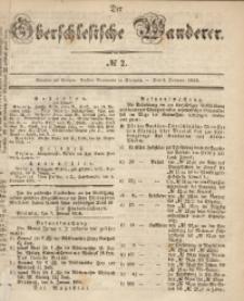 Der Oberschlesische Wanderer, 1856, Jg. 29, No. 2