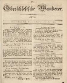 Der Oberschlesische Wanderer, 1856, Jg. 29, No. 14