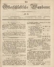 Der Oberschlesische Wanderer, 1856, Jg. 29, No. 18