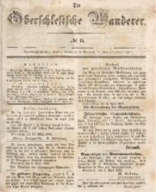 Der Oberschlesische Wanderer, 1857, Jg. 30, No. 15