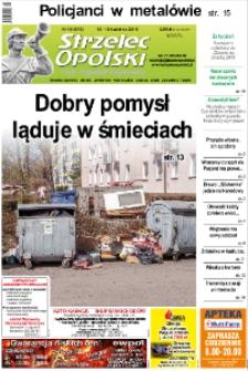 Strzelec Opolski : twój tygodnik regionalny : Strzelce Opolskie, Izbicko, Jemielnica, Kolonowskie, Leśnica, Ujazd, Zawadzkie, Toszek 2018, nr 15 (970).