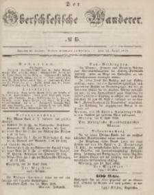 Der Oberschlesische Wanderer, 1858, Jg. 31, No. 15
