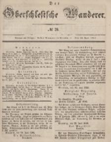 Der Oberschlesische Wanderer, 1858, Jg. 31, No. 26
