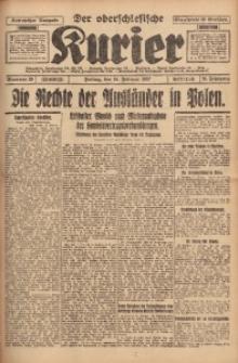Der Oberschlesische Kurier, 1927, Jg. 21, Nr. 39