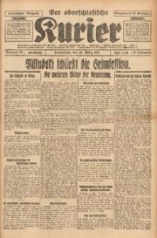 Der Oberschlesische Kurier, 1927, Jg. 21, Nr. 70