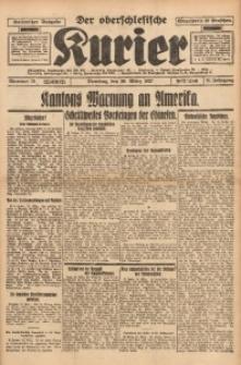 Der Oberschlesische Kurier, 1927, Jg. 21, Nr. 72