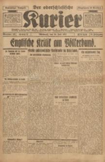Der Oberschlesische Kurier, 1927, Jg. 21, Nr. 157