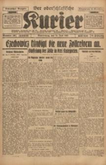 Der Oberschlesische Kurier, 1927, Jg. 21, Nr. 158