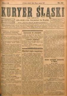 Kuryer Śląski, 1917, R. 9 [właśc. 11], nr 67