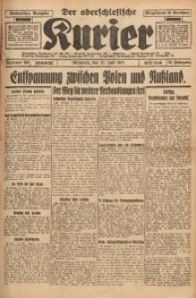 Der Oberschlesische Kurier, 1927, Jg. 21, Nr. 169