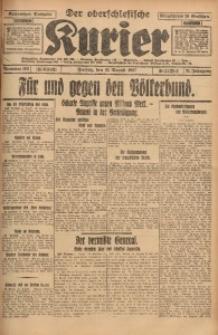 Der Oberschlesische Kurier, 1927, Jg. 21, Nr. 183