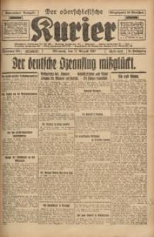 Der Oberschlesische Kurier, 1927, Jg. 21, Nr. 186