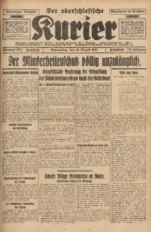 Der Oberschlesische Kurier, 1927, Jg. 21, Nr. 193