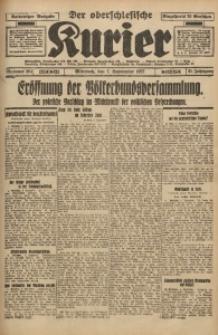 Der Oberschlesische Kurier, 1927, Jg. 21, Nr. 204