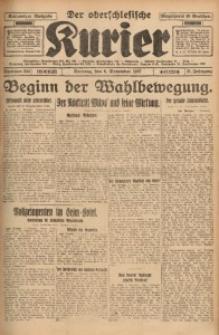 Der Oberschlesische Kurier, 1927, Jg. 21, Nr. 255