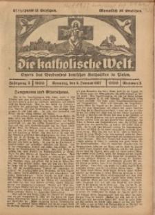 Die Katholische Welt, 1927, Jg. 3, Nr. 2