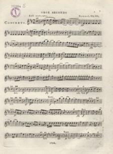 Oboe secondo
