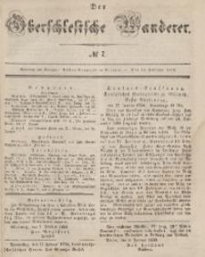 Der Oberschlesische Wanderer, 1859, Jg. 32, No. 7
