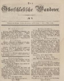 Der Oberschlesische Wanderer, 1859, Jg. 32, No. 9