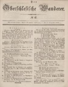 Der Oberschlesische Wanderer, 1859, Jg. 32, No. 47