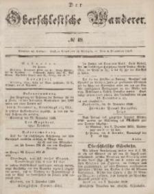 Der Oberschlesische Wanderer, 1859, Jg. 32, No. 49