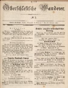 Der Oberschlesische Wanderer, 1860, Jg. 33, No. 5
