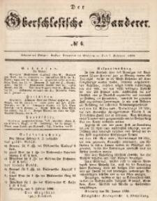 Der Oberschlesische Wanderer, 1860, Jg. 33, No. 6