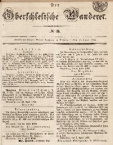 Der Oberschlesische Wanderer, 1860, Jg. 33, No. 16
