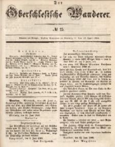 Der Oberschlesische Wanderer, 1860, Jg. 33, No. 25