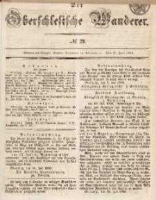 Der Oberschlesische Wanderer, 1860, Jg. 33, No. 29