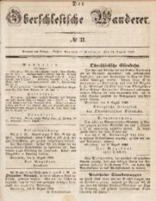 Der Oberschlesische Wanderer, 1860, Jg. 33, No. 33