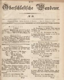 Der Oberschlesische Wanderer, 1861, Jg. 34, No. 46