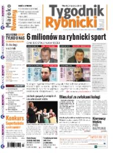 Tygodnik Rybnicki : Czerwionka-Leszczyny, Lyski, Gaszowice, Jejkowice, Świerklany. R. 9, nr 3 (376).