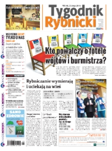 Tygodnik Rybnicki : Czerwionka-Leszczyny, Lyski, Gaszowice, Jejkowice, Świerklany. R. 9, nr 8 (381).