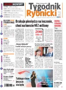 Tygodnik Rybnicki : Czerwionka-Leszczyny, Lyski, Gaszowice, Jejkowice, Świerklany. R. 9, nr 25 (398).