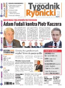 Tygodnik Rybnicki : Czerwionka-Leszczyny, Lyski, Gaszowice, Jejkowice, Świerklany. R. 9, nr 46 (419).