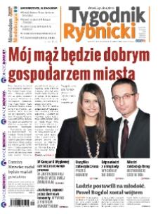 Tygodnik Rybnicki : Czerwionka-Leszczyny, Lyski, Gaszowice, Jejkowice, Świerklany. R. 9, nr 48 (421)..