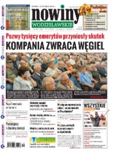 Nowiny Wodzisławskie. R. 15, nr 50 (735).