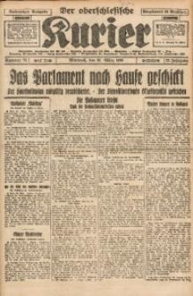 Der Oberschlesische Kurier, 1929, Jg. 23, Nr. 72