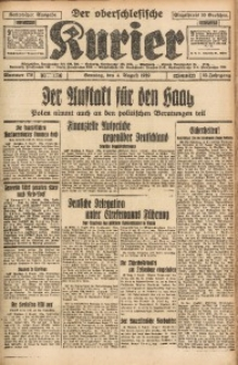 Der Oberschlesische Kurier, 1929, Jg. 23, Nr. 178
