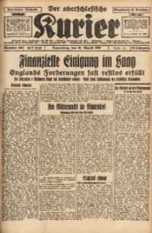 Der Oberschlesische Kurier, 1929, Jg. 23, Nr. 198
