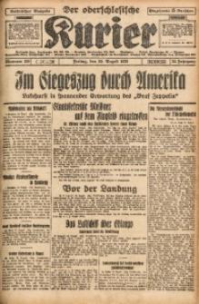 Der Oberschlesische Kurier, 1929, Jg. 23, Nr. 199