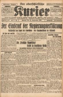 Der Oberschlesische Kurier, 1929, Jg. 23, Nr. 217