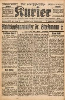 Der Oberschlesische Kurier, 1929, Jg. 23, Nr. 229