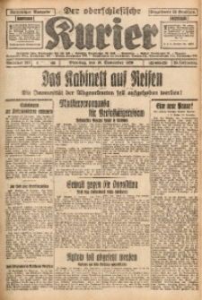 Der Oberschlesische Kurier, 1929, Jg. 23, Nr. 267