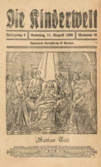 Die Kinderwelt, 1929, Jg. 3, Nr. 32