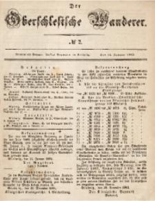 Der Oberschlesische Wanderer, 1862, Jg. 35, No. 2
