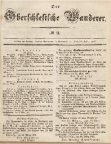 Der Oberschlesische Wanderer, 1862, Jg. 35, No. 11