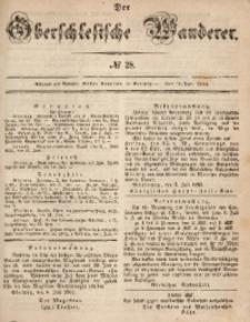 Der Oberschlesische Wanderer, 1863, Jg. 36, No. 28