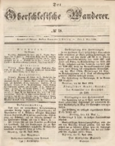 Der Oberschlesische Wanderer, 1864, Jg. 37, No. 18